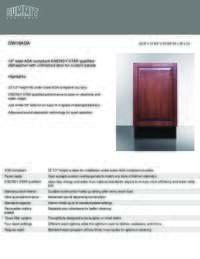 Brochure DW18ADA