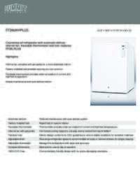 Brochure FF28LWHPLUS