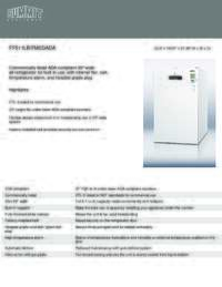 Brochure FF511LBI7MEDADA