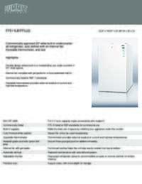 Brochure FF511LBI7PLUS