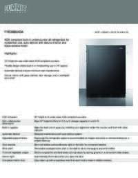 Brochure FF63BBIADA