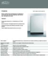 Brochure FF64BCSS