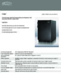 Brochure FF6B7