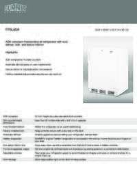 Brochure FF6LADA