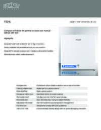Brochure FS24L