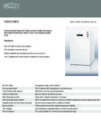 Brochure FS407L7MED