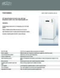 Brochure FS407LBIMED