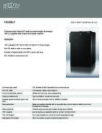 Brochure FS408BL7