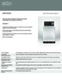 Brochure MRF67SSTB