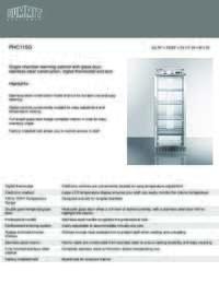 Brochure PHC115G