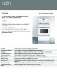 Brochure REX242W