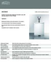 Brochure SBC590OS