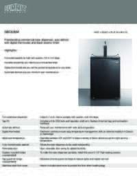 Brochure SBC635M