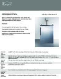 Brochure SBC635MBISSTBTWIN