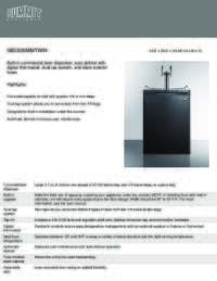 Brochure SBC635MBITWIN