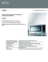 Brochure SCM853