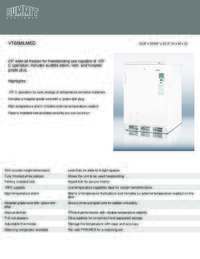 Brochure VT65MLMED