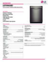 LDT9965BD Spec Sheet