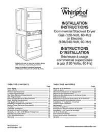 CSP2860TQ Installation Instruction
