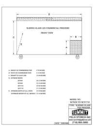 SCF630TOSCF1710 ASSY