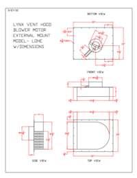 LOHE Dimensions