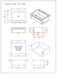 LSK30 Dimensions