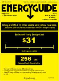 Energy Guide - Overlay (US)