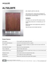Brochure AL750LBIFR