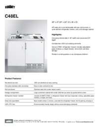 Brochure C48EL