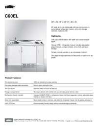 Brochure C60EL