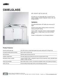 Brochure C60ELGLASS
