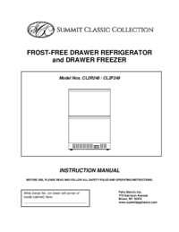 Manual CL2F249