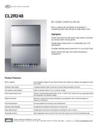 Brochure CL2R248