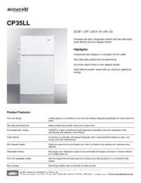 Brochure CP35LL