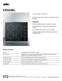Brochure CR424BL