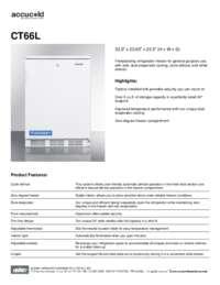 Brochure CT66L