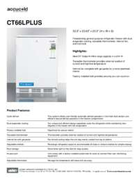 Brochure CT66LPLUS