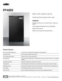 Brochure FF43ES
