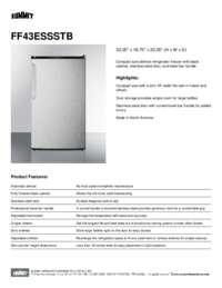 Brochure FF43ESSSTB