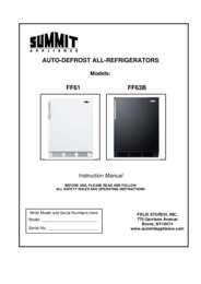 Manual FF61