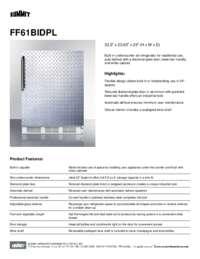 Brochure FF61BIDPL