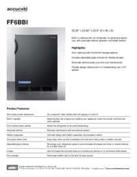 Brochure FF6BBI