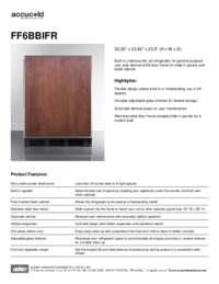 Brochure FF6BBIFR