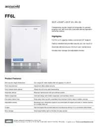 Brochure FF6L
