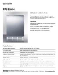 Brochure FF6SSHH
