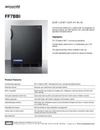Brochure FF7BBI