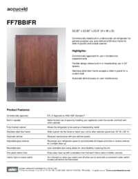 Brochure FF7BBIFR