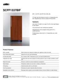 Brochure SCFF1537BIF