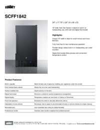 Brochure SCFF1842