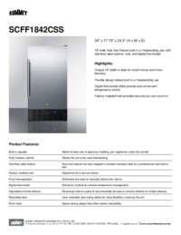 Brochure SCFF1842CSS